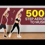 5000 Step Aerobics to Music (Walk & Sweat!)   Joanna Soh
