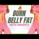BURN BELLY FAT 🔥 – Standing ABS Cardio Workout at Home